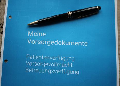 Was ist eine Patientenverfügung